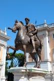 Marcus Aurelius Fotografia Stock