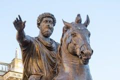 Marcus Aurelius obraz stock