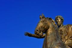 Marcus Aurelius emperor of Rome Royalty Free Stock Photography