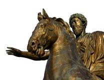 Marcus Aurelius emperor of Rome Royalty Free Stock Photo
