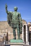 Marcus Cocceius Nerva Caesar Augustus Royaltyfria Bilder