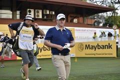 Marcus Fraser, Maybank-Kampioenschap 2017 stock fotografie