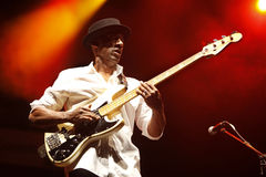 Marcus Miller Stock Image