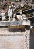 Marcus Nonius standbeeld-iii-Herculaneum-Italië Royalty-vrije Stock Afbeeldingen