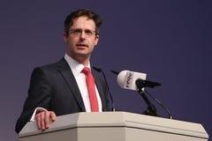 Marcus Pretzell, der deutschen rechten Partei AFD Stockbilder