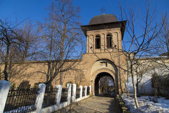 Marcuta church Stock Photography