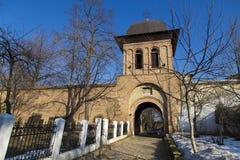 Marcuta church stock photography