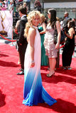 Marcy Rylan. Arriving  at the Daytime Emmys 2008  at the Kodak Theater in Hollywood, CA on June 20, 2008 Stock Images