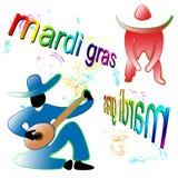 mard gras Стоковая Фотография RF