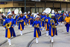 Mard Gras New Orleans Royaltyfria Foton