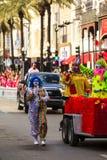 Mard Gras New Orleans Fotografering för Bildbyråer