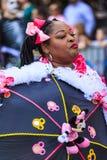 Mard Gras New Orleans Arkivbilder