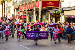 Mard Gras New Orleans Royalty-vrije Stock Foto's