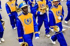 Mard Gras New Orleans Arkivbild