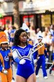 Mard Gras New Orleans Foto de archivo libre de regalías