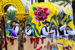 Mard Gras New Orleans Fotografía de archivo