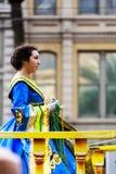 Mard Gras New Orleans Imágenes de archivo libres de regalías