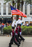 Mard Gras New Orleans Fotos de archivo libres de regalías
