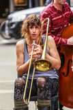 Mard Gras New Orleans Stock Images