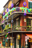 Mard Gras New Orleans Stock Photography