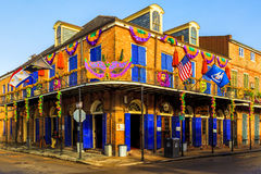 Mard Gras New Orleans Stock Image