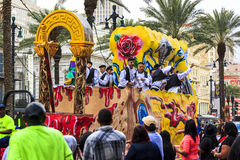 Mard Gras New Orleans Royalty Free Stock Image