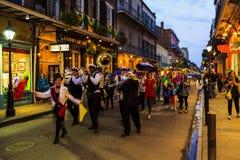 Mard Gras Nowy Orlean zdjęcia royalty free