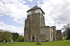 Marden Church Royalty Free Stock Photos