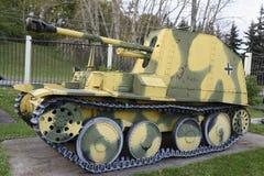 Marder III Ausf Оружие m самоходное (Германия), 1943 Вес, t-10 Стоковое Фото
