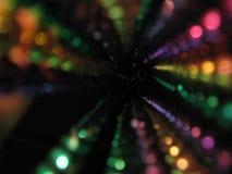 mardi gras świateł Obraz Royalty Free