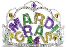 mardi gras кроны Стоковое Фото