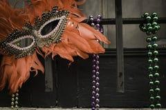 Mardi Gras Royalty-vrije Stock Foto's