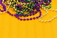 Mardi Gras Arkivfoto
