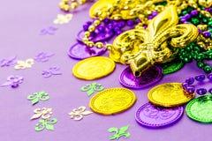 Mardi Gras Royalty-vrije Stock Foto