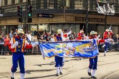 Mardi Gras Fotografia de Stock Royalty Free