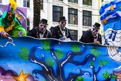 Mardi Gras Photos libres de droits