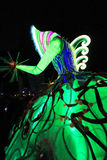 Mardi Gras Arts dans l'événement 2014 de parc en Hong Kong Photos stock