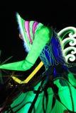Mardi Gras Arts dans l'événement 2014 de parc en Hong Kong Image stock