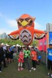 Mardi Gras Arts in de Parkgebeurtenis in Hong Kong 2015 Royalty-vrije Stock Afbeeldingen