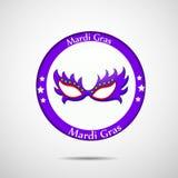 Mardi Gras background Royalty Free Stock Photos