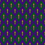 Mardi Gras bakgrund vektor illustrationer