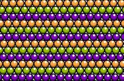 Mardi Gras beards seamless pattern.Mardi Gras beads. Carnival background. Fat Tuesday. Mardi Gras background. Carnival vector background. Brazilian carnival vector illustration