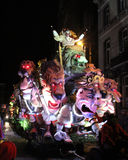 Mardi Gras Belgium Lizenzfreies Stockfoto
