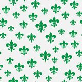 Seamless pattern for carnival, festival stock illustration
