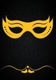 Mardi Gras Carnivale Mask Fotografia Stock Libera da Diritti