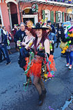 Mardi Gras Celebrations Immagine Stock