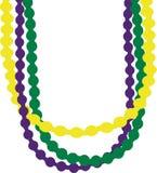 Mardi Gras Chain. Carnival vector royalty free illustration