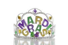 Mardi Gras Crown Stock Photos