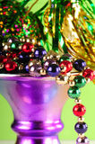 Mardi Gras Decorations Royalty Free Stock Photos