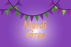 Mardi Gras holiday thematic picture Stock Photo